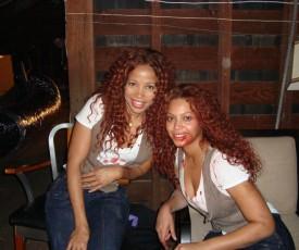 Angela & Beyonce